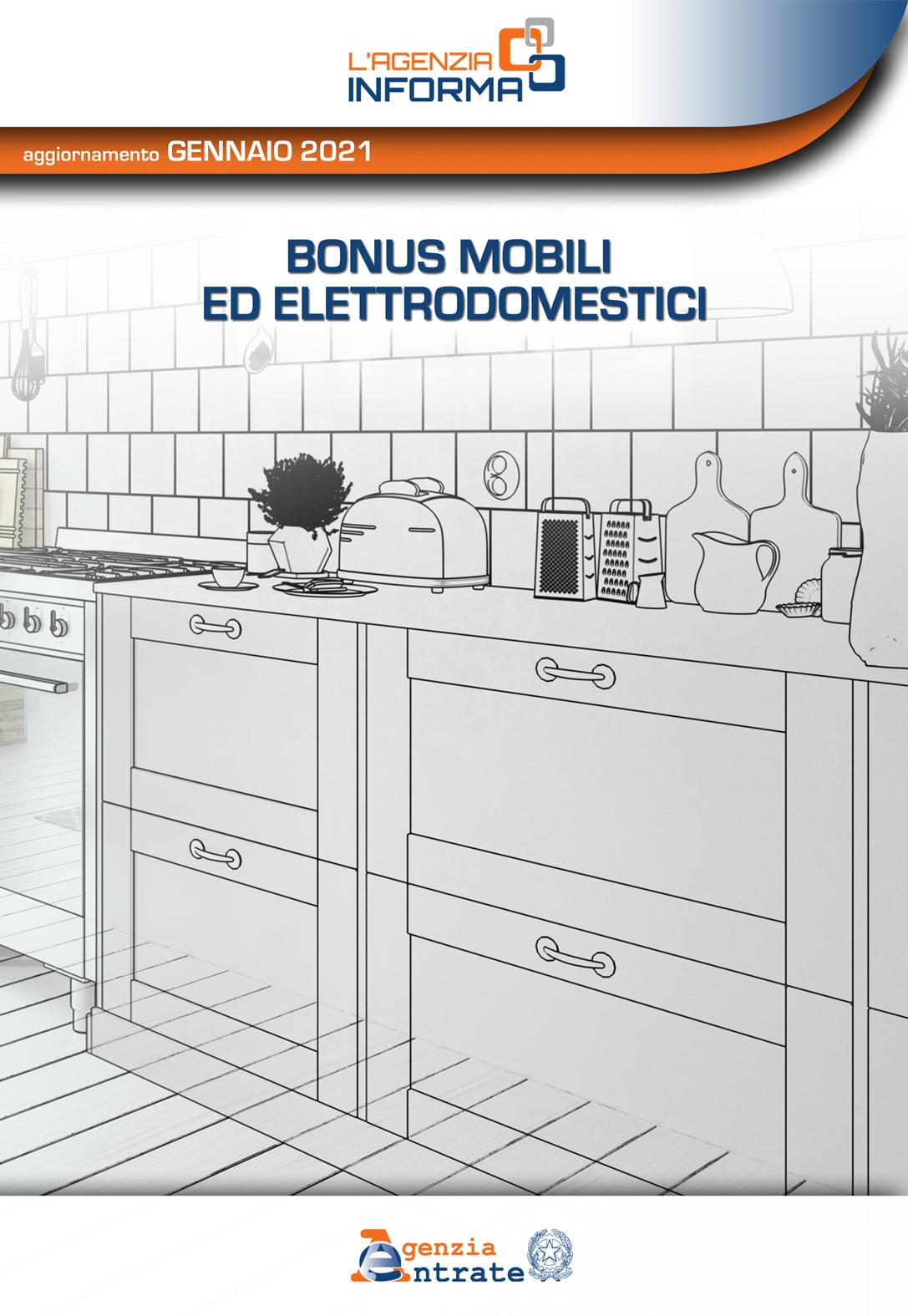 Bonus MOBILI 2021: cos'e' e come funziona, come ottenerlo e pagarlo?